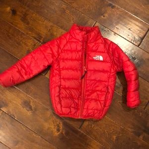 The North Face Summit Series jacket size 3T